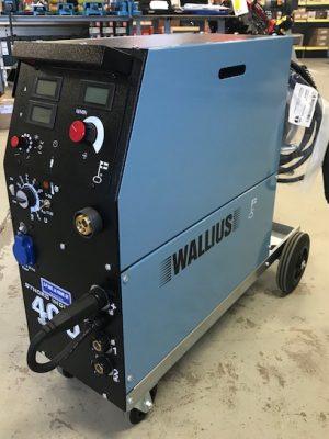 WALLIUS LMC 400 MIG/MAG HITSAUSKONE