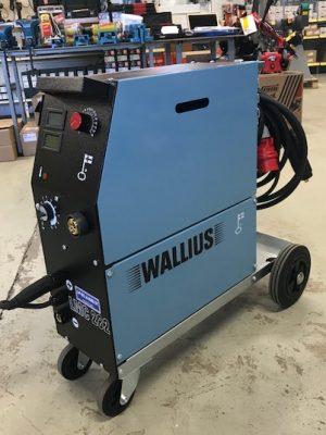 WALLIUS LMC 282 HITSAUSKONE