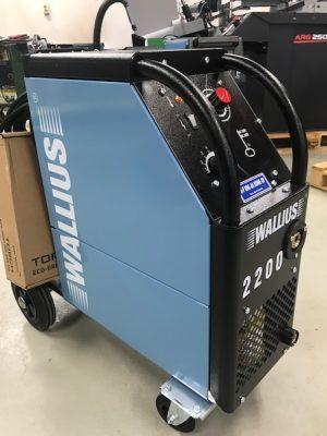 WALLIUS 2200 MIG-Hitsauskone