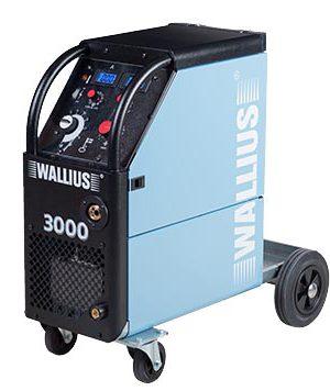 WALLIUS 3000 MIG/MAG HITSAUSKONE
