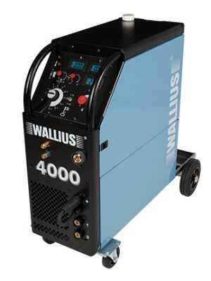 WALLIUS 4000 MIG/MAG HITSAUSKONE