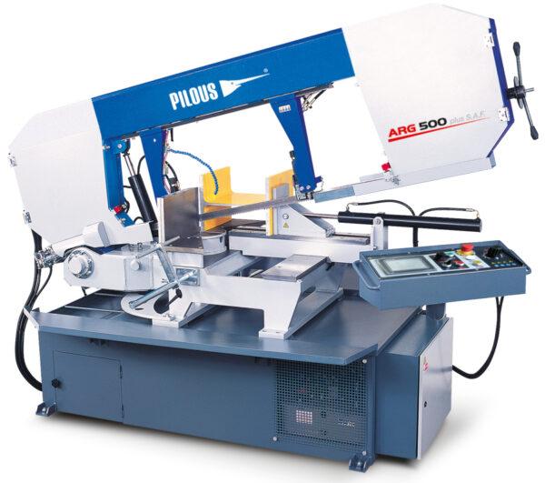Pilous ARG 500 Plus S.A.F. ouoliautomaattinen vannesaha