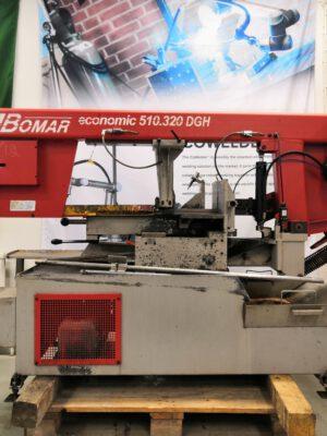 KÄYTETTY BOMAR ECONOMIC 510.320DGH VANNESAHA